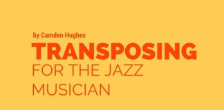 Transposing for the jazz musician
