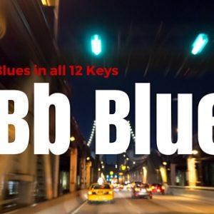 Bb Blues