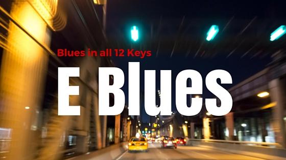 E Blues