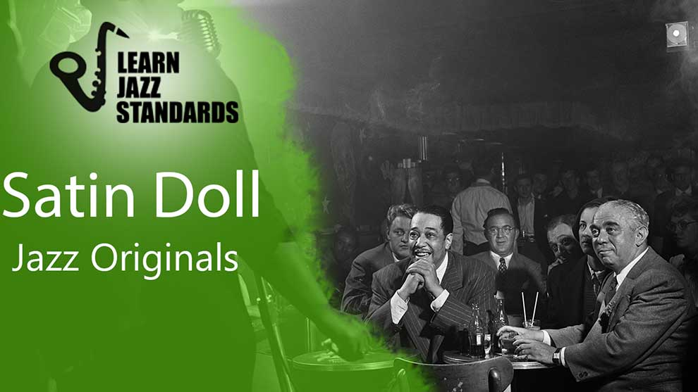 Satin Doll Learn Jazz Standards