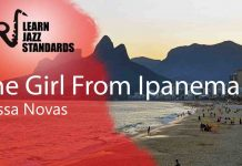 The Girl From Ipanema - Jazz Standard