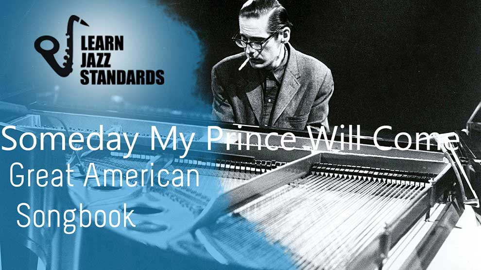 Someday My Prince Will Come Learn Jazz Standards