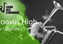 Groovin' High - Jazz Standard