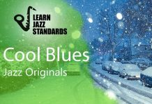 Cool Blues Jazz Standard