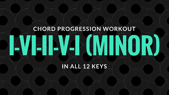 I-VI-II-V-I Minor