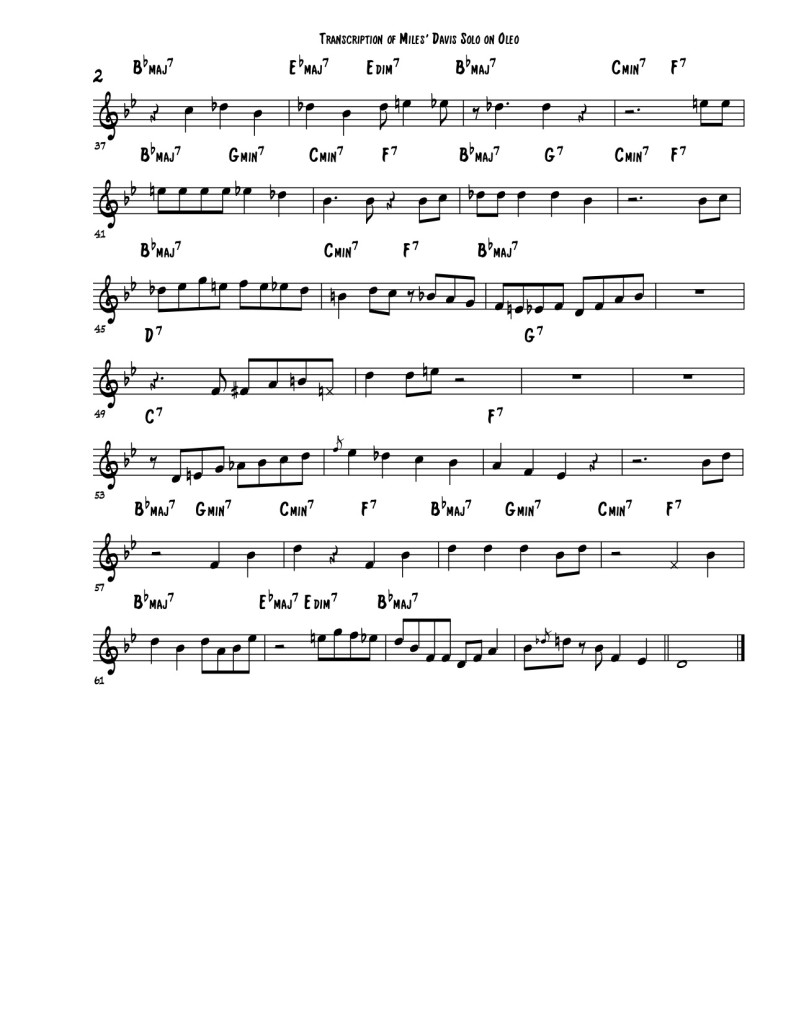 Chord Progressions - Grateful Dead