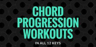 Chord Progression Workouts