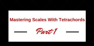 Mastering Scales pt 1