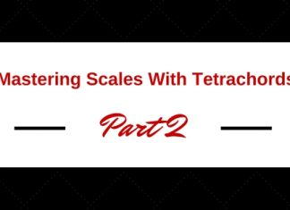 Mastering Scales pt 2