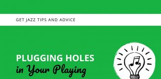 Plugging Holes In Your Playing