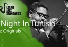 A night in Tunisia - Jazz Standards