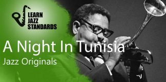 A night in Tunisia - Jazz Standards