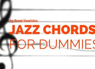 Jazz Chords For Dummies