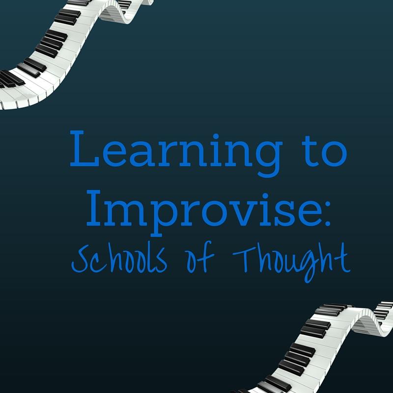 Learning to Improvise