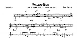 Vagabond Blues C Instruments