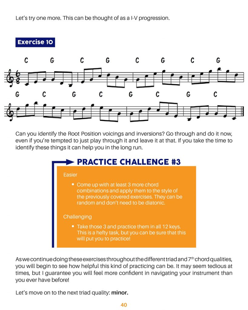 Zero to improv become a great jazz improviser from the ground up listen to the audio hexwebz Choice Image