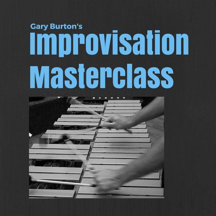 Improvisation masterclass