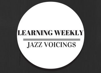Learning Weekly Jazz Voicings