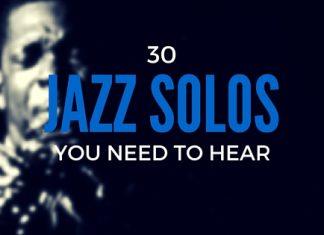 30 Jazz Solos