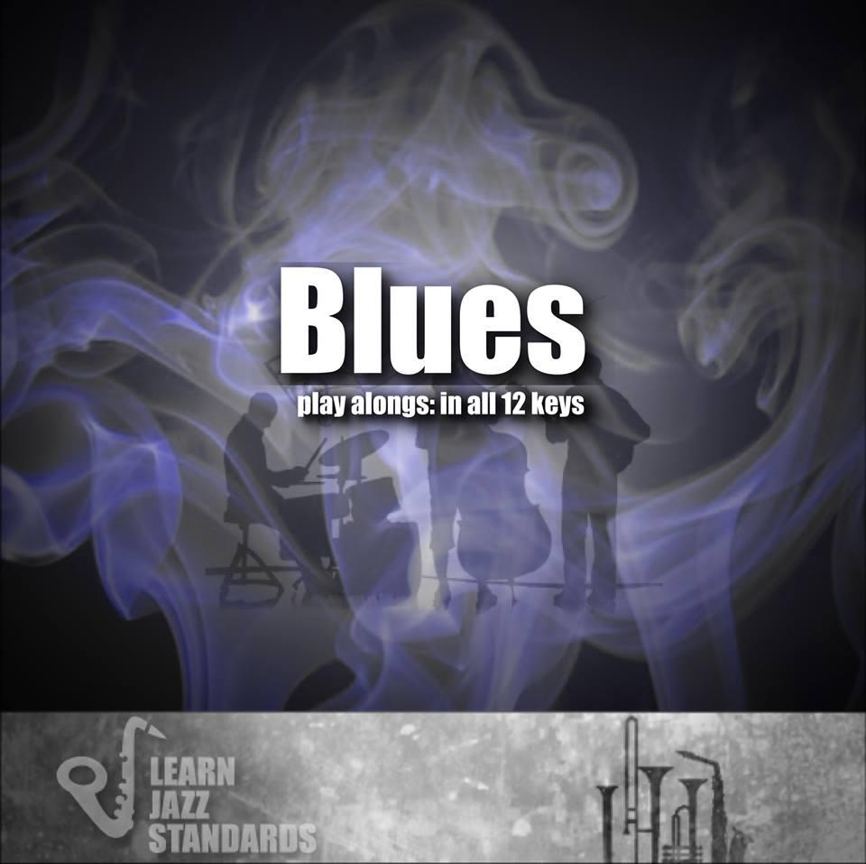 Blues in all 12 keys