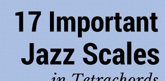 17 Important Jazz Scales