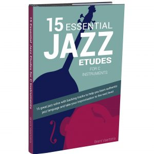 15 Essential Jazz ETUDES C