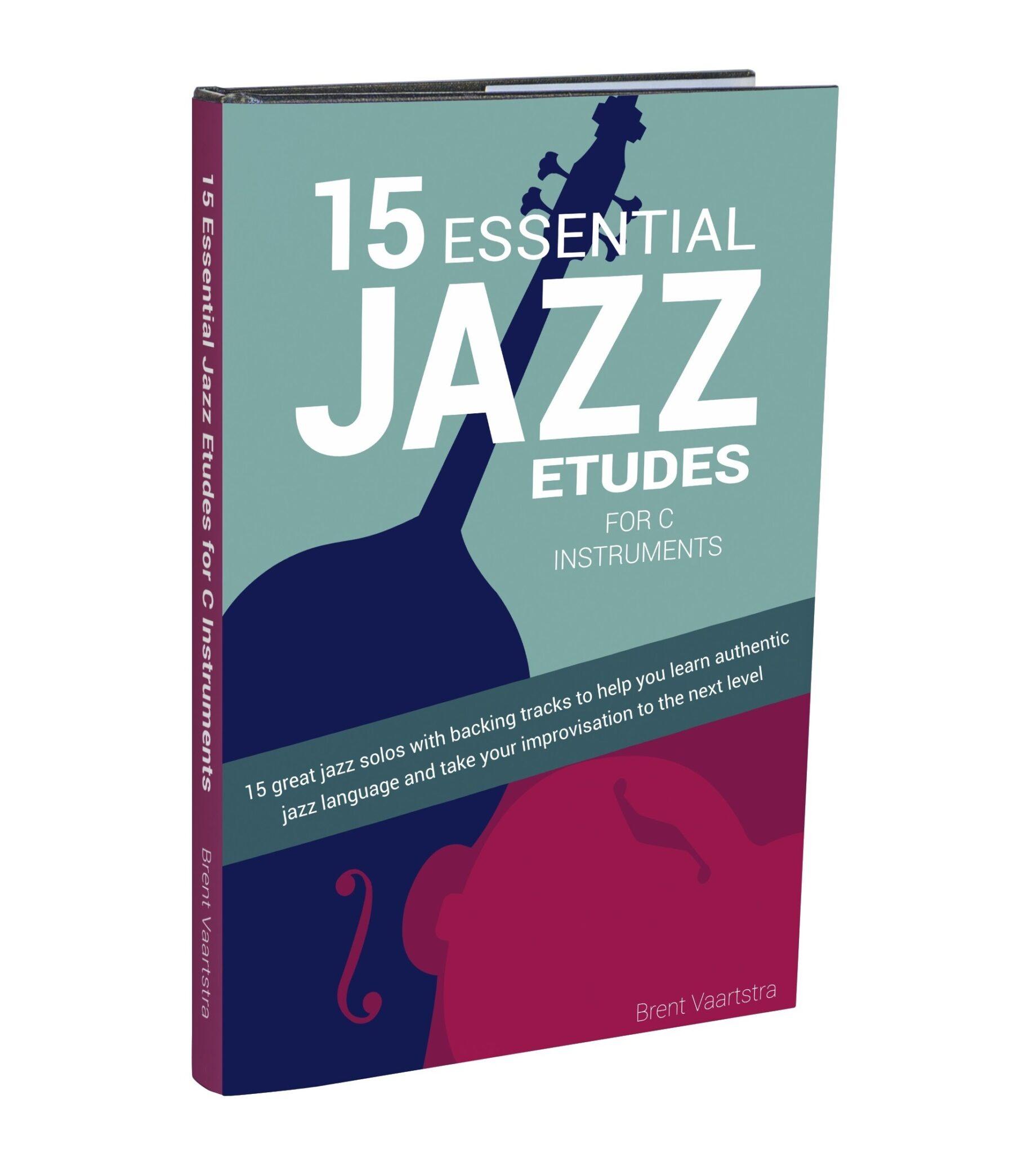 15 Essential Jazz ETUDES C