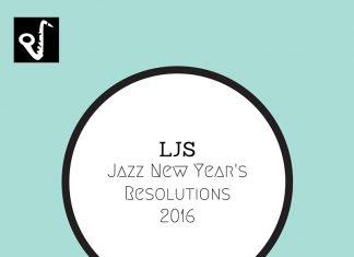 Jazz New Year's Resolution