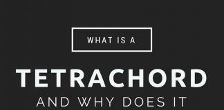 What is a tetrachord