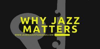 Why Jazz Matters