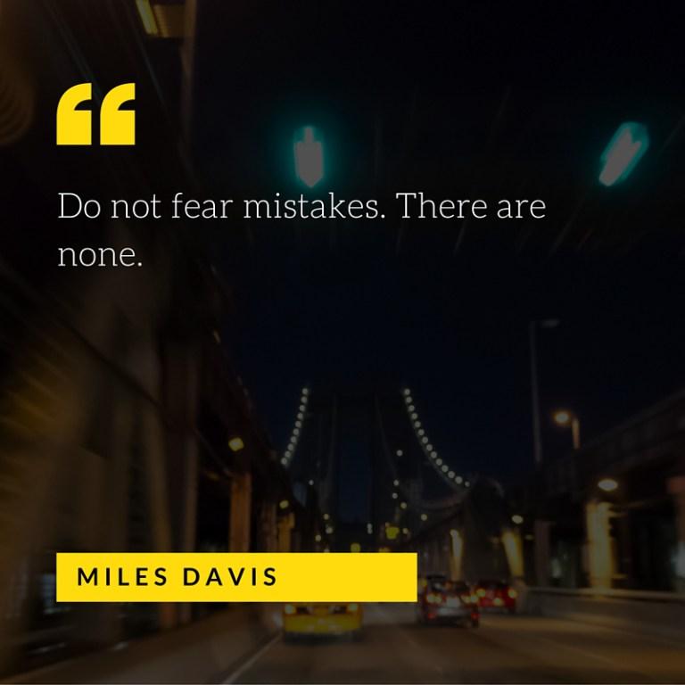 Miles-Quote