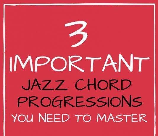 jazz theory learn jazz standards