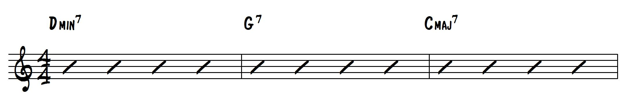 How To Substitute A Dominant 7 For A Diminished 7 Learn Jazz Standards