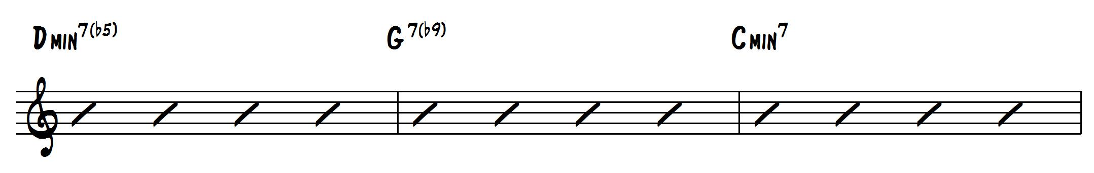 3 Important Jazz Chord Progressions You Need to Master - Learn Jazz ...