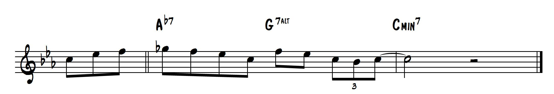 3 Types Of Tritone Substitution With Lick Examples Learn Jazz