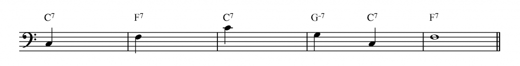 How to Write a Walking Bass Line - Learn Jazz Standards