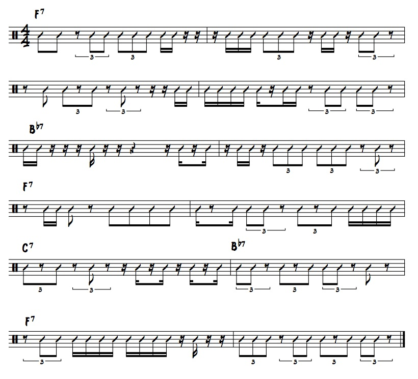 2 Rhythmic Exercises Every Jazz Musician Should Practice