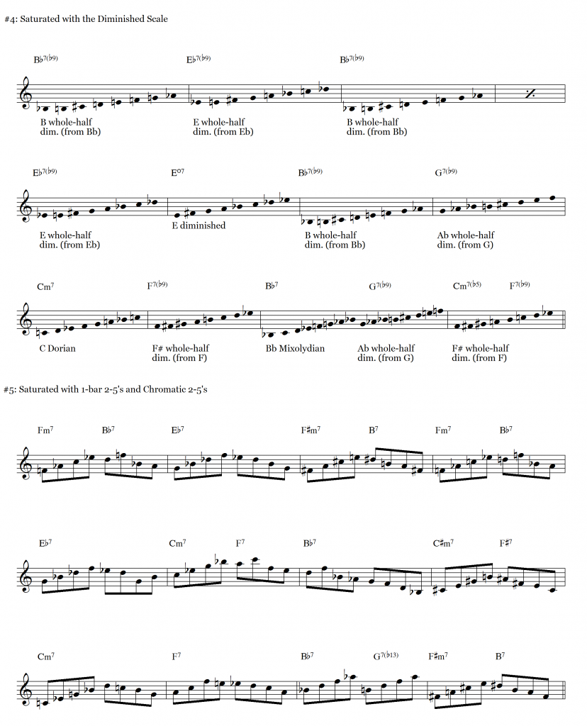 "5 Ways to Play ""Outside"" on the Blues - Learn Jazz Standards"
