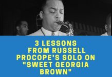 50 Easy Jazz Solos to Transcribe - Learn Jazz Standards