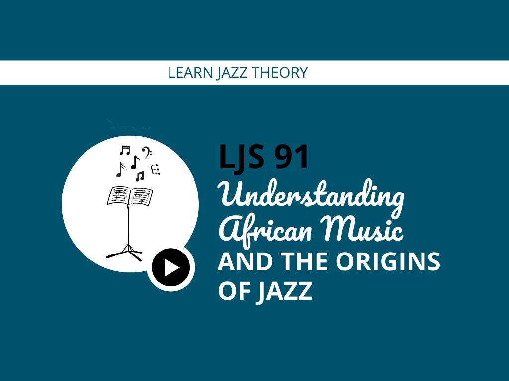 Understanding African Music and the Origins of Jazz