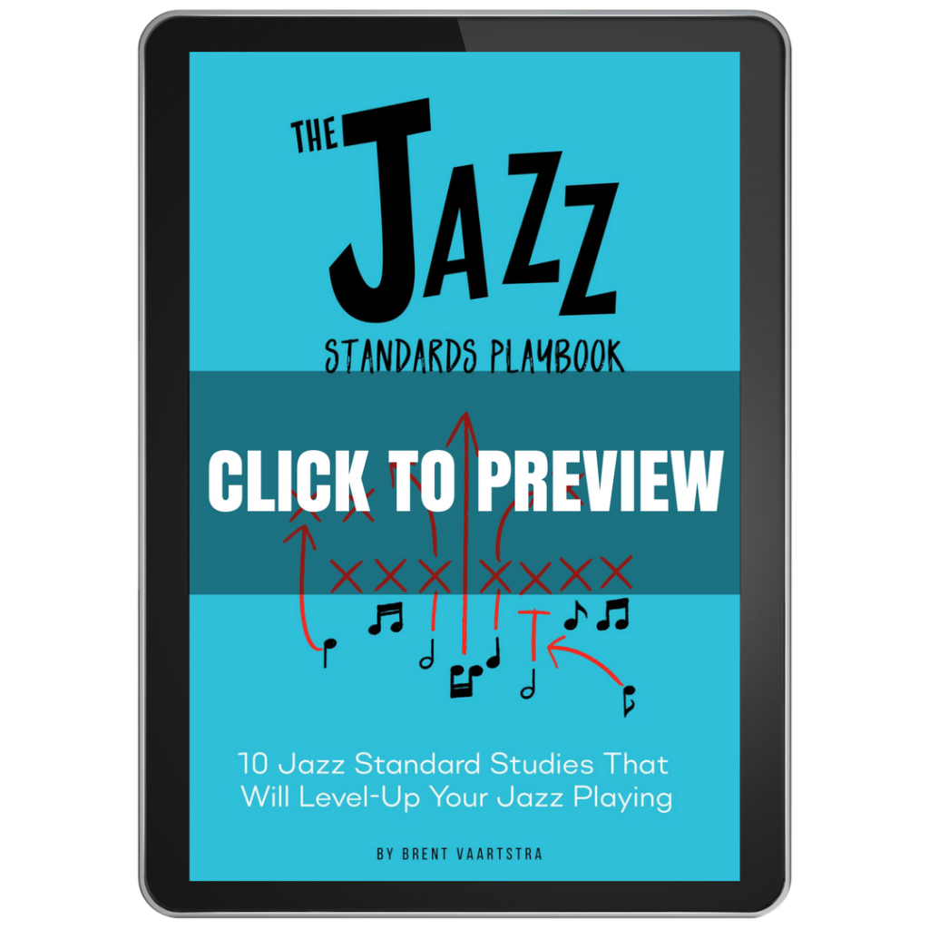 The Jazz Standards Playbook