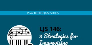 3 Strategies For Improvising Over a Jazz Blues