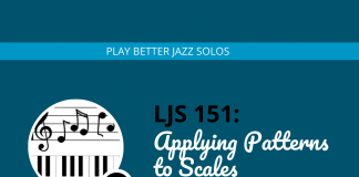 Applying Patterns to Scales For Jazz Improv Flexibility