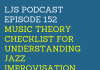 Music Theory Checklist For Understanding Jazz Improvisation