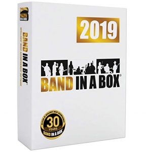 Band in a Box 2019