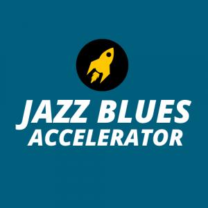 jazz blues accelerator course