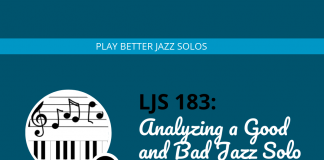 Analyzing a Good and Bad Jazz Solo (What Makes a Good Solo)