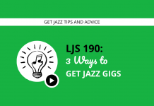 3 Ways to Get Jazz Gigs