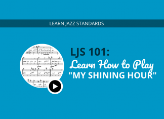 "Learn How to Play ""My Shining Hour"""