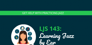 Learning Jazz by Ear and Putting Away Fakebooks
